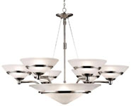 Contemporary Kitchen Chandelier